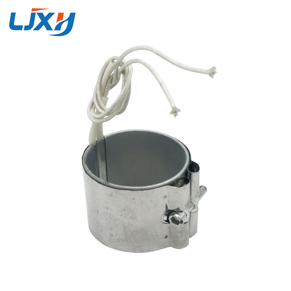 LJXH 140W/170W/200W/230W 220V Band Heater 60x25mm/30mm/35mm/40mm Stainless Steel Heating Element For Plastic Injection Machine