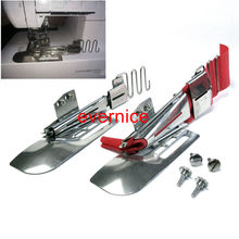 2 Sets Double Fold B Type Binder 4 Way For Janome Coverpro Babylock Coverstitch