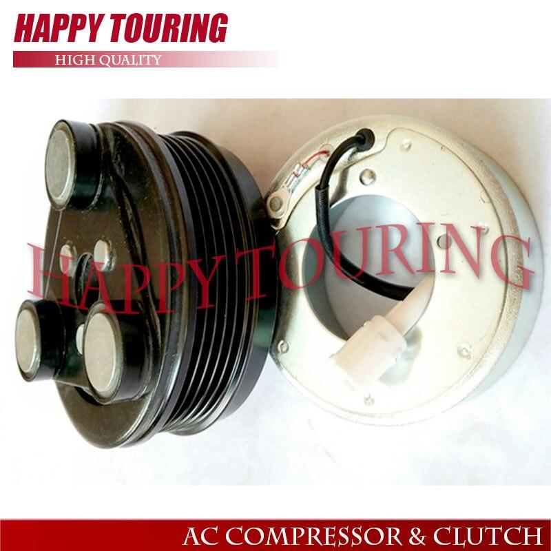 Auto Replacement Parts A/c Compressor & Clutch Auto Ac Compressor Clutch For Mazda 3 5 118mm 5pk H12a1aj4e2 Cc29-61-k00e H12aobw4jz J5020027 Cc29-61-k00a Cc2961k00a