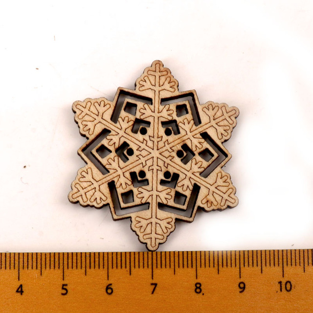 45 mm x 300 mm x 8 mm Ep L Ornaments for drawers SK638A raw wood