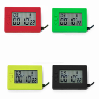 Infrared Ultrared Lap Timer Transmitter Receiver Racing Time Track Tool 35M Range For Motorcycle Karting Racing Track