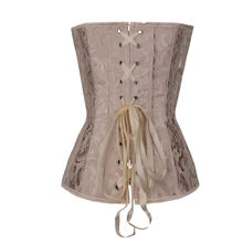 5625e38a7d273 feitong women lift tummy slimmer sexy thong shapewear ladies underbust lace  bandage waist trainer corsets shapers