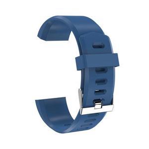 Image 3 - De silicona Correa suave resistente a los arañazos de la banda de muñeca correa de reloj de Fitness Tracker cómodo para ID115 Plus