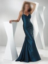 2016 hängen den hals abendkleid Fein mit perlen fangen falten und schwarzweiß-high-low-endstück-frauen-sommer-beiläufiges länge applique sexy meerjungfrau ausgezeichnete qualität