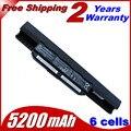 Bateria de substituição Laptop para Asus A32-K53 A42-K53 K43 X43 A43 A53Z X44E X53SV