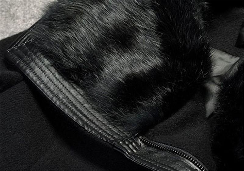 Winter cashmere jackets warm women long thick coat woolen female tunic overcoat cashmere coats jackets plus size L XL XXL XXXL (8)
