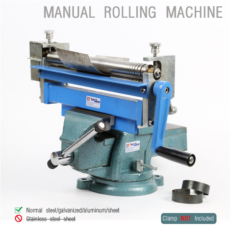 steel plate rolling machine