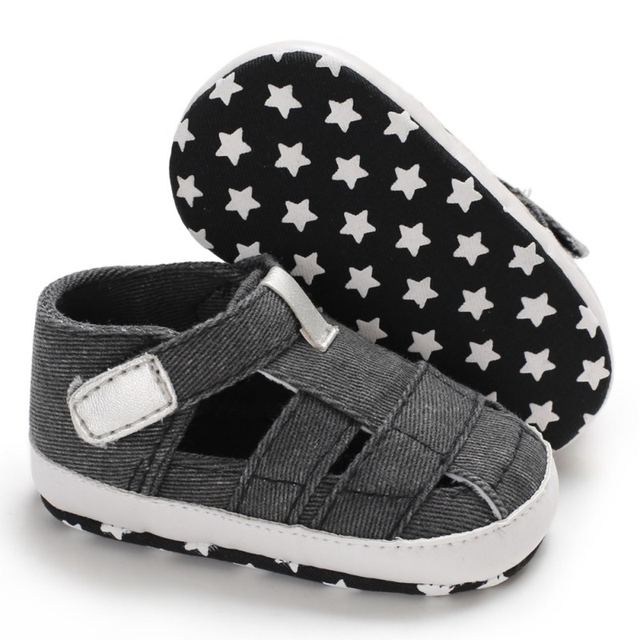 Toddler Shoes Baby Boy Girl Summer Infant Soft Crib Shoes Children Infant Boys Girls Casual Sandals Soft Shoes 2019 #420 3