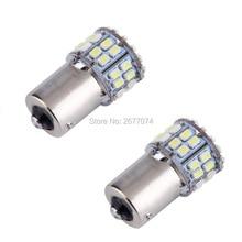 5W DC12V white 1157 1156 BA15S PY21W 50SMD 1206 3020 Turn Signal Lamp Brake Lights led light led lamp light 2PCS JTCL031-ly