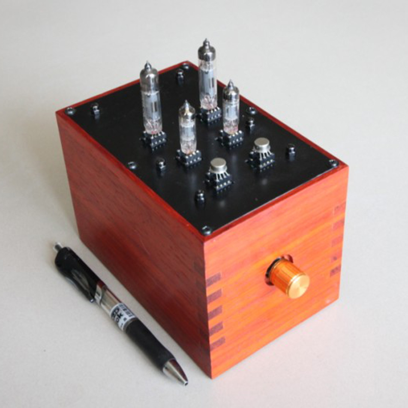 Mini 6P31B Tube Amplifier HiFi Amp Hand made DIY Kit For ...