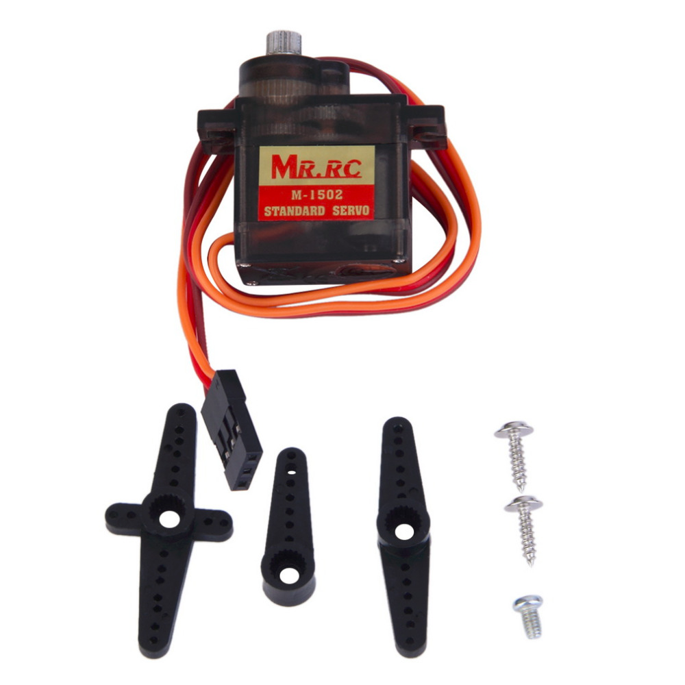 Hot 3sets 9g Digital Micro Servo Motor Metal Gear For RC Helicopter Car Airplane New Sale