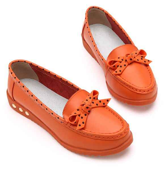 New Women Flats Shoes Moccasins Mother Loafers Soft casual Female Driving Casual Footwear spring autumn Size 35-40 18 color P81