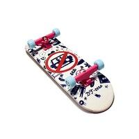 Diapasones Limitada Profesional Madera Finger Skate Dedo Juntas Níquel Teniendo Patín Del Dedo Skate Mini Juguetes de Regalo de Cumpleaños