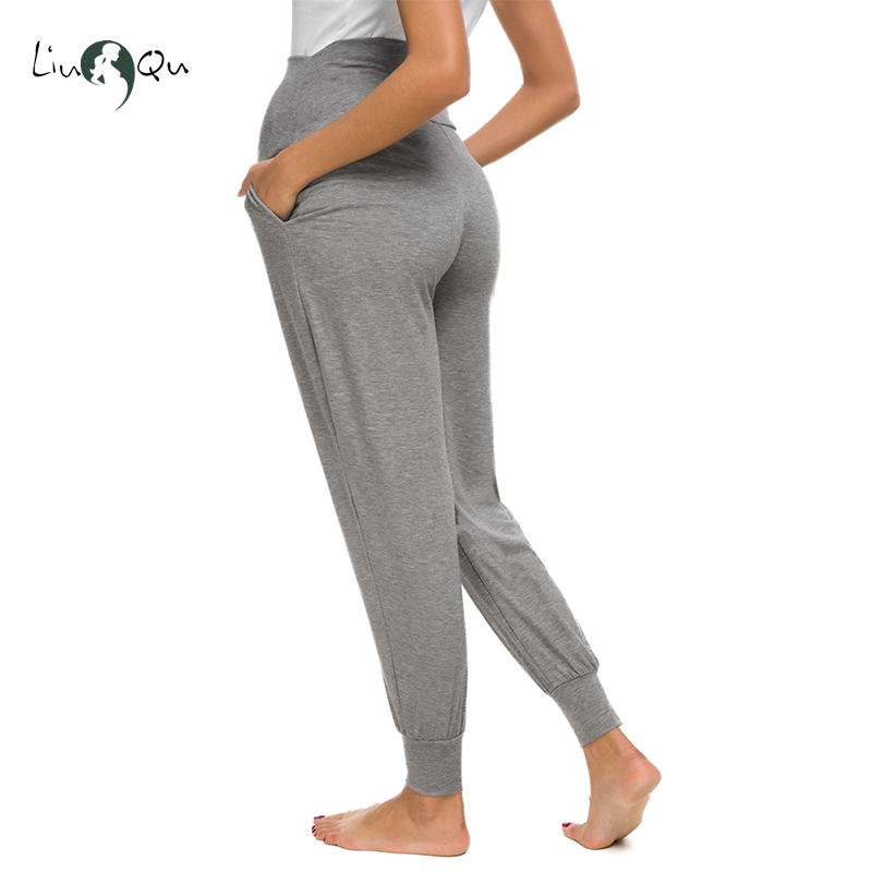 35ada441ffd15 Maternity Pants Women's Maternity Super Stretch Secret Fit Belly Ankle  Skinny Work Pant Harem Pregnancy Pants Premama 3 Colors-in Pants & Capris  from Mother ...
