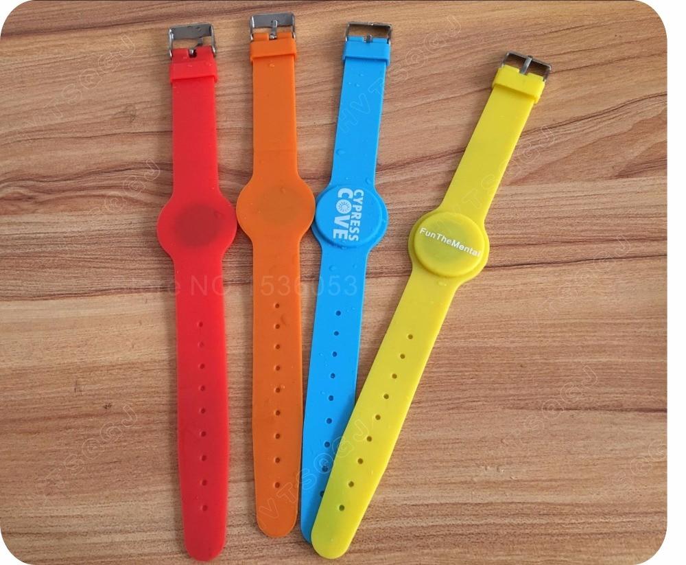 Ic/id Card 50pcs/lot 125khz Id Em4100 Rfid Smart Wristband Silicone Electronic Bracelets Wrist Band Nfc Reliable Performance