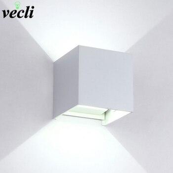 IP65 Waterproof 6W indoor outdoor Led Wall Lamp  1
