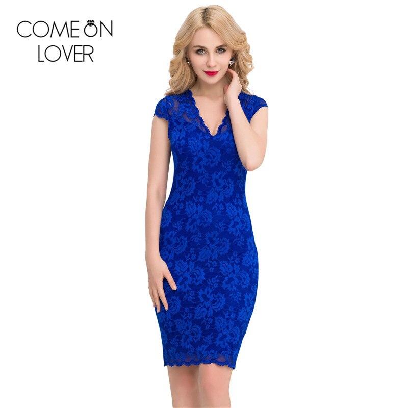 VE1060 Comeonlover V- պարանոցի XL / 2XL - Կանացի հագուստ - Լուսանկար 1