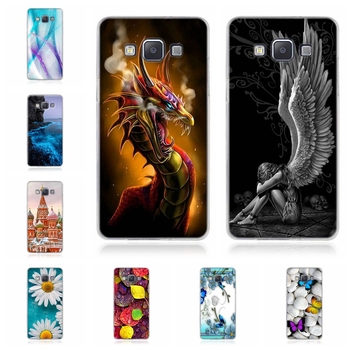 "Para Samsung A5 2014 funda de silicona Coque para Samsung Galaxy A500F A500FU 5,0 ""piel tpu suave funda protectora de teléfono móvil"