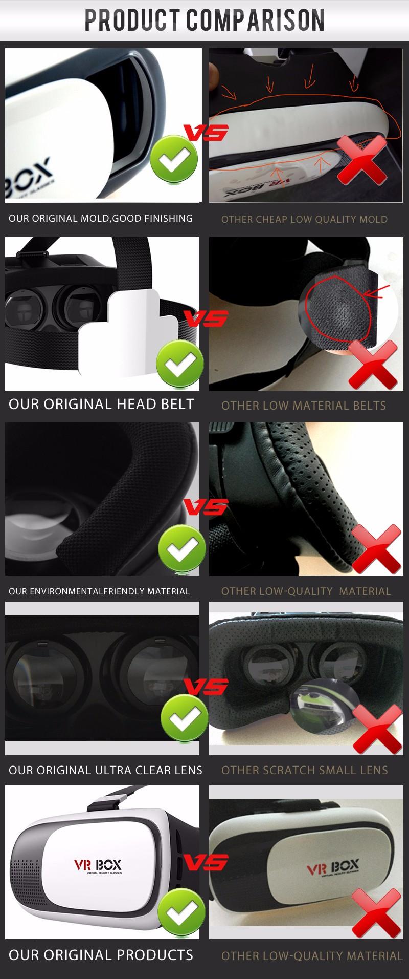 VR BOX ii glasses 2.0