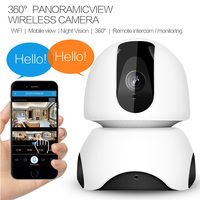 1080P HD IP Camera IR Night Vision Home Security Indoor Baby Monitor Wireless Wifi Cameras LCC77
