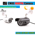 1000TVL CMOS with IR-CUT Filter Switch 36pcs leds Day/night waterproof outdoor CCTV camera with bracket 960H 960x582 resulution