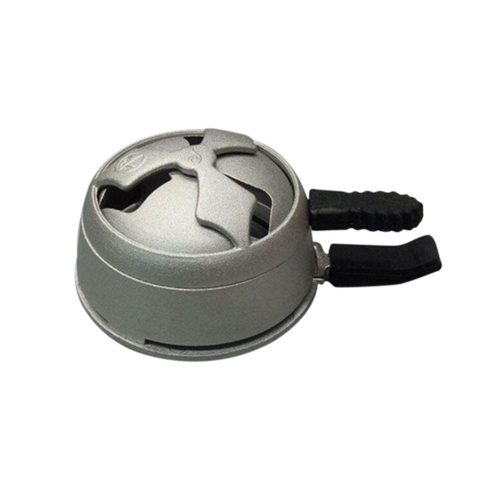 Aluminum Alloy Charcoal Holder Stove Burner for Shisha Hookah Bowl Hookah Head Heat Keeper Bowl Shisha Pipes