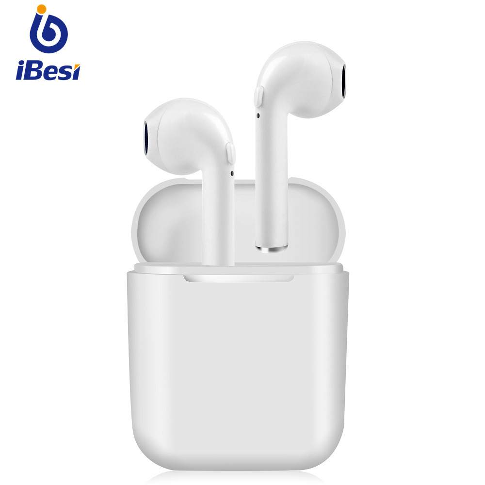 <font><b>i8</b></font> Mini <font><b>TWS</b></font> Bluetooth Earbuds Wireless Headphone <font><b>Earphones</b></font> with Charging Box Sport Stereo Bluetooth Headset HD Mic for Phone i10 image
