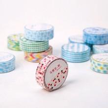 1 x twilight basis series 1.5 CM X 8 M washi tape children DIY album Diary decoration masking tape stationery scrapbooking tools