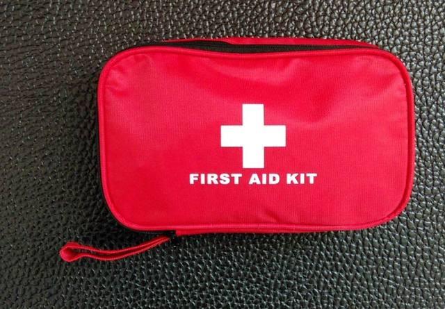 36 unidades/pacote seguro saco de emergência Kit de primeiros socorros médicos ao ar livre Camping Survival Kits profissional da urgente pacote FAK-New01