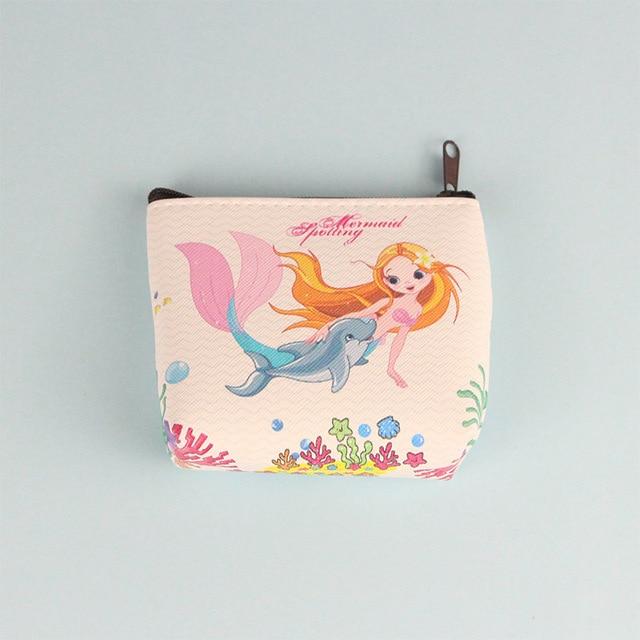 Unicorn mermaid  purse