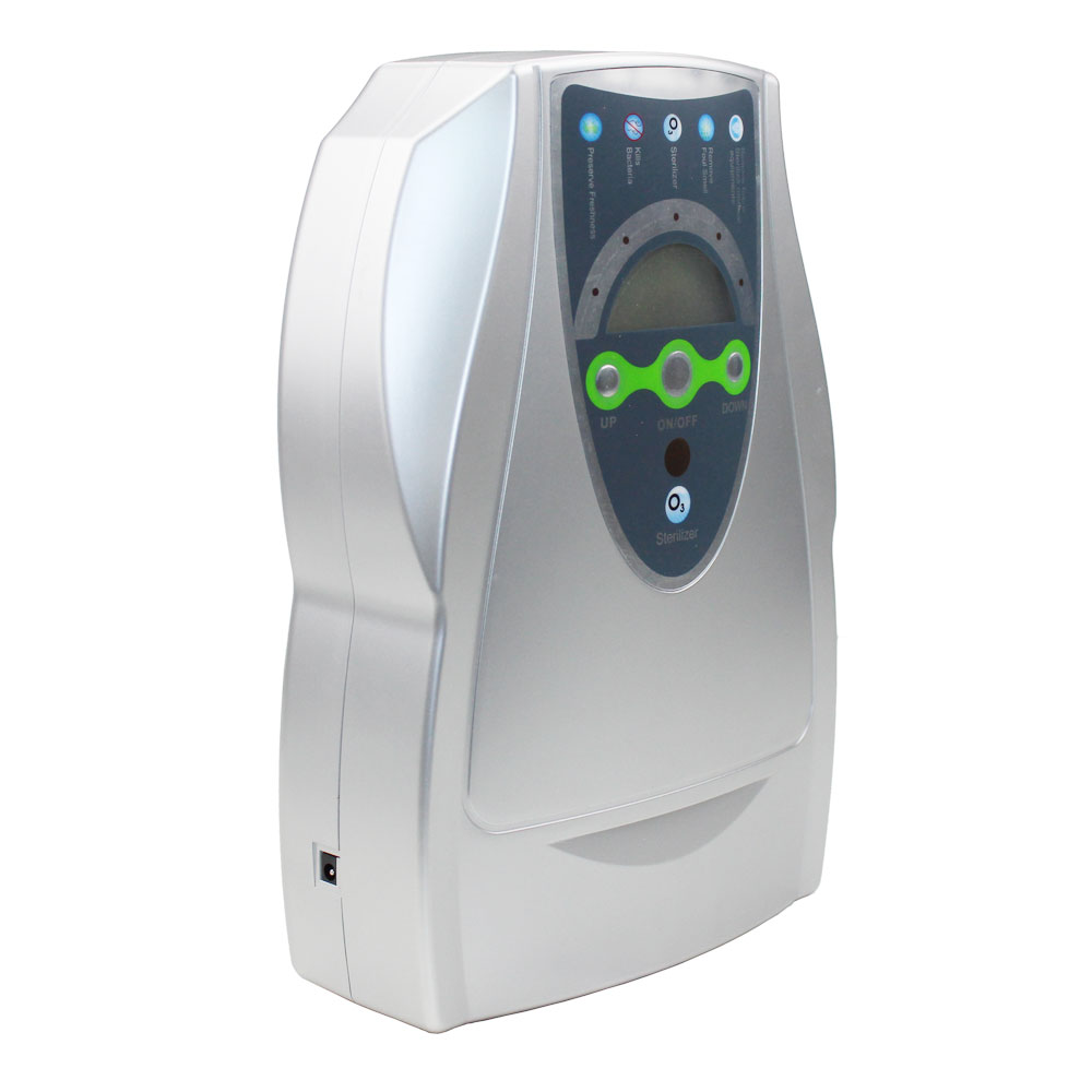 Ozone Generator Air Purifier Car/Home Bivolt Sterilizer Air purifier Purification Fruit Vegetables Water Food Ozonator Ionizator