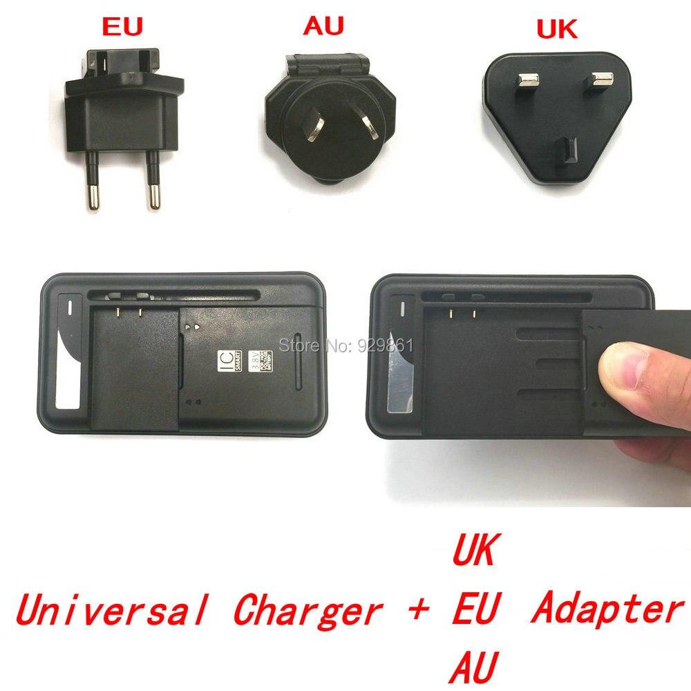 USB Universal Travel Battery Wall charger For Omega Prime XL Alpha GTX Max 7cm for Xiaomi MI3 M3 Hongmi MI2 M2S Hongmi Note  2A