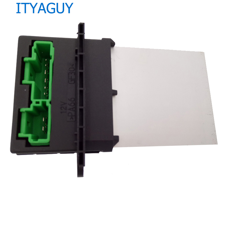 High quality Heater Blower Resistor 6441.L2 7701207718 7701048390 For Renault Citroen C2 C3 C5 Peugeot 406 107 207 607 6441L2