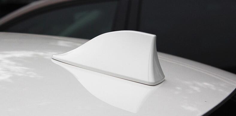 Ho Car Radio Shark Fin Car Shark Antenna Signal Stickers For Toyota Gt 86 Premio Venza Verso S