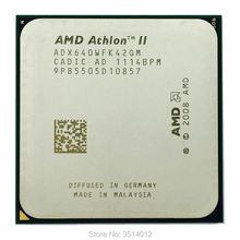Amd Athlon Ii X4 640 3.0 Ghz Quad Core Cpu Processore ADX640WFK42GM Presa AM3