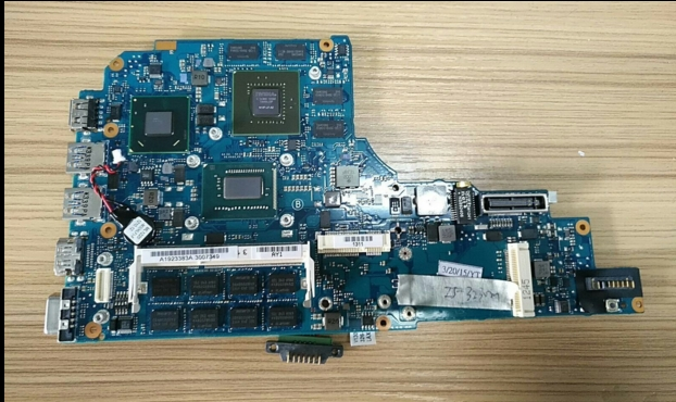 MBX-262 I3 I5 I7 connect with motherboard lap connect board