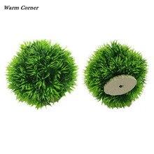 Лм дома искусственные елки декоративные растения аквариум прекрасное украшение в сентябре 14
