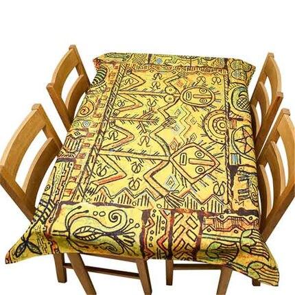 Tablecloth Rectangular Round Linens Covers Tela Nappe Doily Home Fabric Decoration Doily Drap Mat Pad Para Table Cloth QQO650