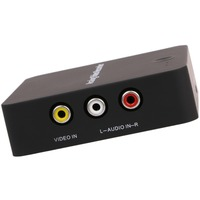 1Set Analog Video Recorders Converter With AV Video Input HDMI Output MicroSD Card