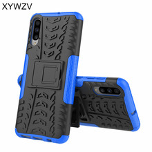 For Samsung Galaxy A70 Case Shockproof Cover Armor Soft TPU Silicone Rubber Hard PC Phone Case Bumper Back Cover For Samsung A70 for samsung galaxy a70 case heavy duty hard rubber silicone phone case cover for samsung galaxy a70 case for galaxy a70 case