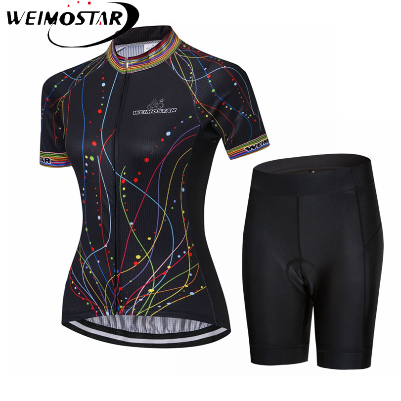 Weimostar Cycling Jersey Set MTB Summer Bicycle Clothing Breathable Bike Clothes Maillot Roupas Ciclismo Cycling Set Weimostar Cycling Jersey Set MTB Summer Bicycle Clothing Breathable Bike Clothes Maillot Roupas Ciclismo Cycling Set