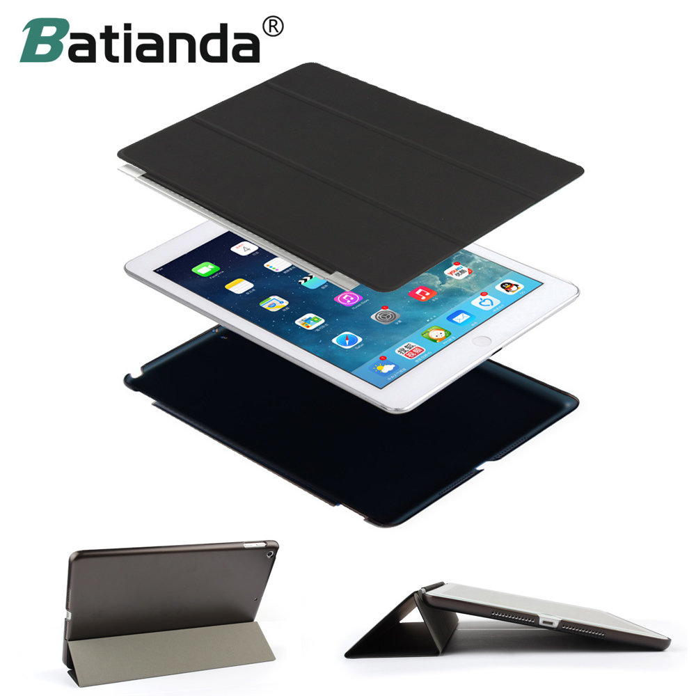 Per iPad Pro 9.7 Cover Smart Case con funzione Auto Sleep / Wake per iPad Pro 2016 da 9,7 pollici