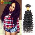Queen Love Hair Products 7a Brazilian Deep Wave Virgin Hair 1 Bundles Deal Unprocessed Virgin Brazilian Hair Mario Hair