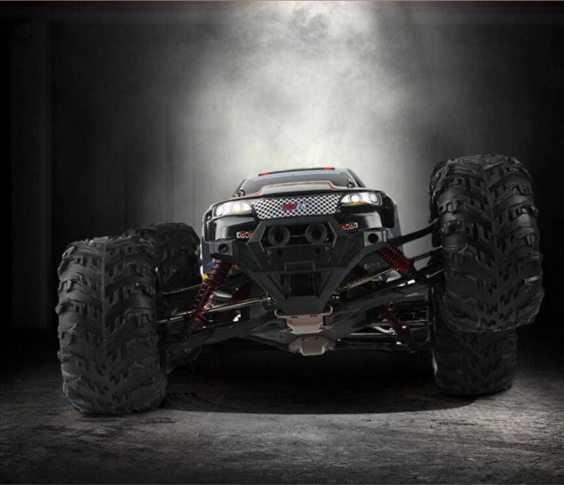 50KM/H Racing Remote Control Car 2.4G 1/10 High Speed Off-Road Truck Four-Wheel Drive Monster RC Car Model RTR VS <font><b>10428</b></font> 94166 image