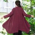 Весна Осень Сплошной Цвет Случайные Пальто Белье Пальто Ветровка Плащи Женская Мода Новый Пиджаки