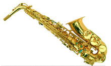 2017 NEW Big Promotion France Henri selmer saxophone alto profissional Reference 802 Gold Lacquer Sax Music Ups Free Shipping(China)