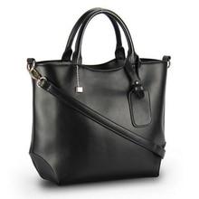 2016 weibliche gute qualität Leder Tasche Damen Schwarz Umhängetasche Designer-handtaschen Taschen Taschen Frauen Berühmte Eimer Tasche YZ1420
