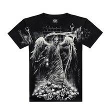 Men T shirt 3D Tshirt Men Digital Printed T-shirts Men's 3D T-shirts Cotton Casual T-shirts Short Sleeve Plus Size 3XL