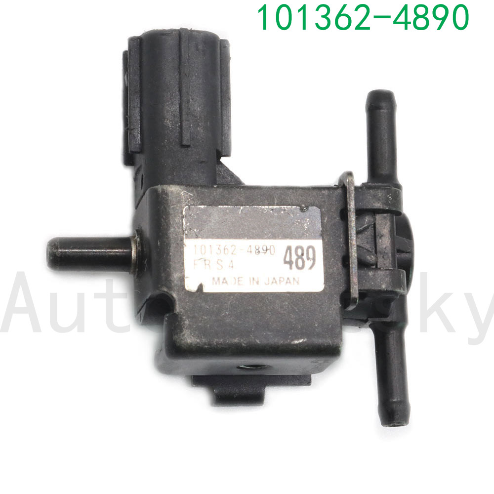 High Quality OEM 1013624890 101362 4890 Emission Vacuum Valve Solenoid For Honda CRV MK3 07 12 2.2I CDTI i DTEC DIESEL-in Valves & Parts from Automobiles & Motorcycles    1