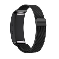 HL 2016  Milanese Magnetic Loop Stainless Steel Band For Samsung Gear Fit 2 SM-R360 OC17E22